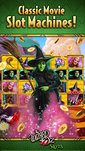 Play Wizard of Oz Free Slots Casino on PC 5