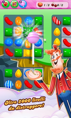 Gioca Candy Crush on PC 5