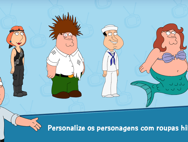 Jogue Family Guy: The Quest for Stuff para PC 13