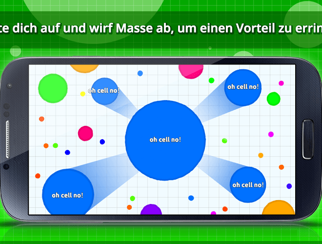 Spielen Agar.io on pc 11