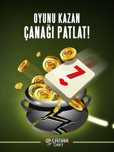 Play Canak Okey Plus on PC 13