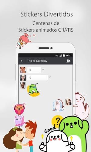 Jogue WeChat on pc 8