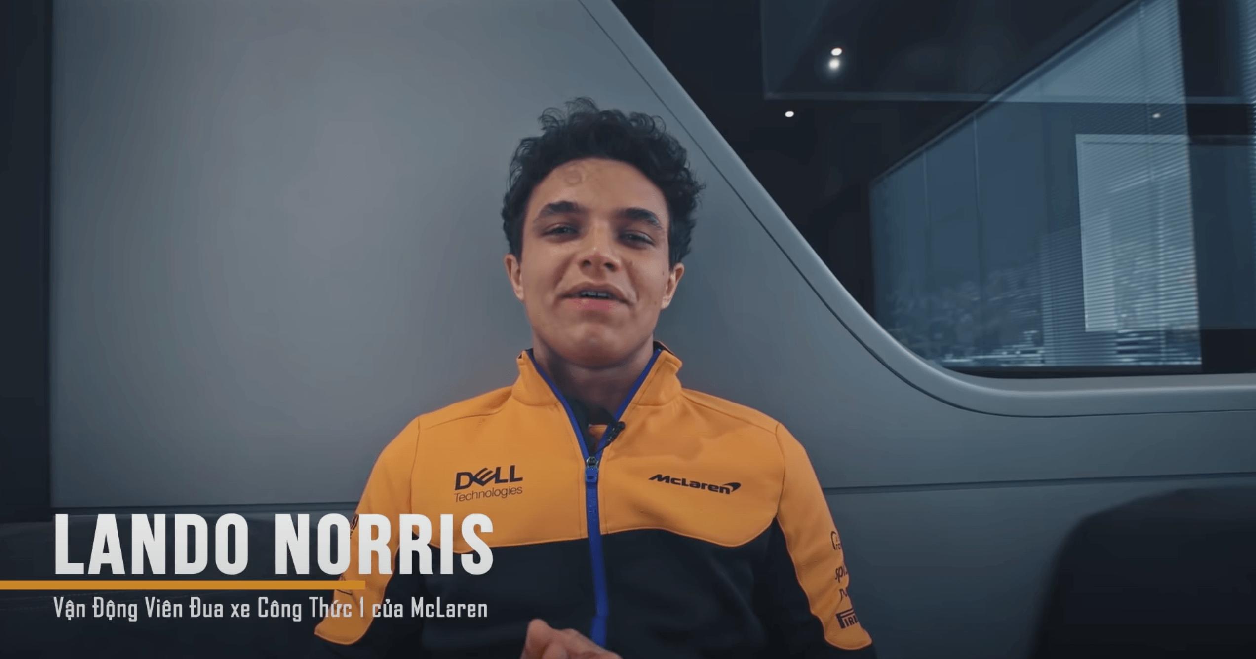 Garena Free Fire hợp tác cùng McLaren Racing đưa siêu xe vào game