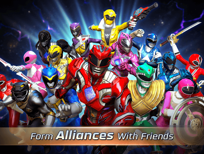 Play Power Rangers: Legacy Wars on PC 21