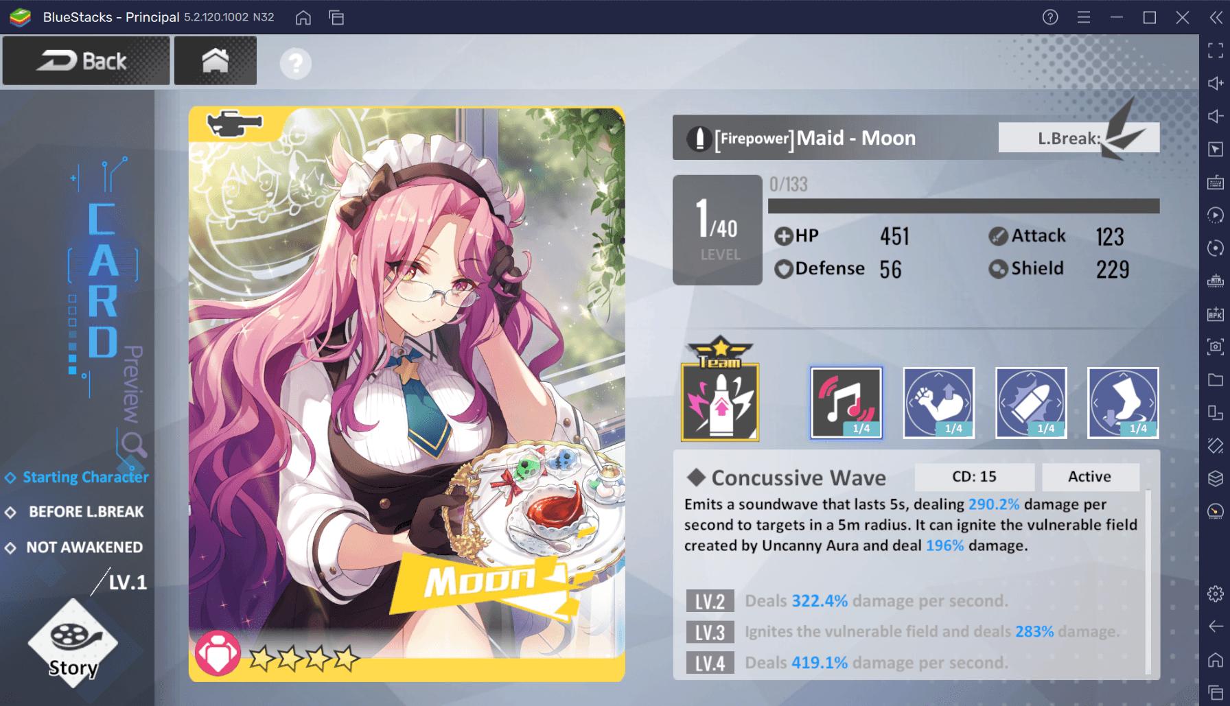 Tier List e Guia de Reroll em Girl Cafe Gun para começar com as waifus mais poderosas do jogo