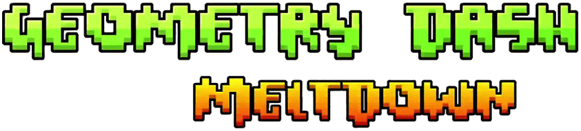Play Geometry Dash Meltdown on PC
