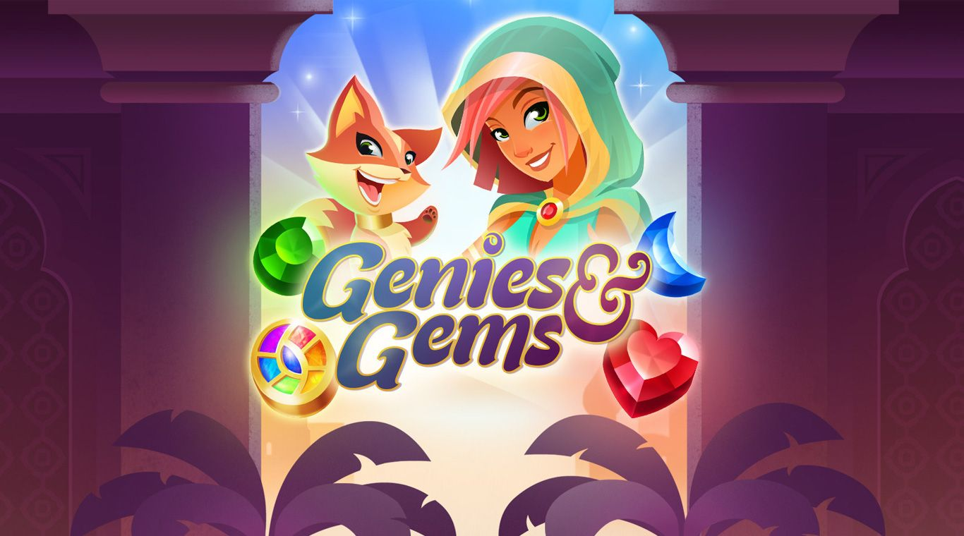 Download Genies & Gems on PC with BlueStacks