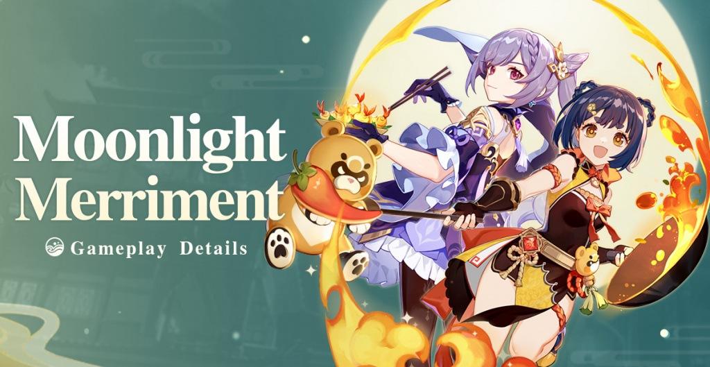 Genshin Impact – Moonlight Merriment Event