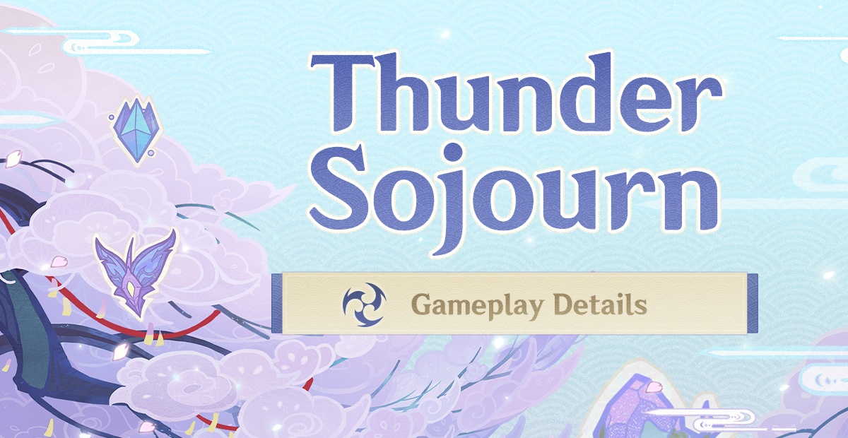 Genshin Impact Thunder Sojourn Event: Schedule, Eligibility, Rewards, and More