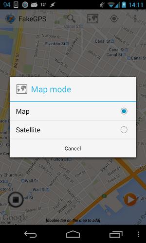 เล่น Fake GPS Location Spoofer Free on PC 6