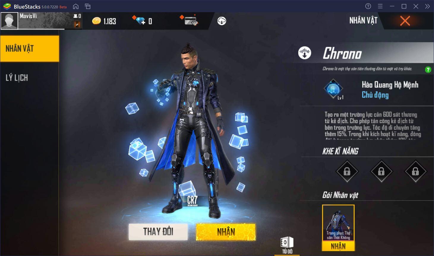 Garena Free Fire Max : Chơi Duo thì nên chọn nhân vật nào?