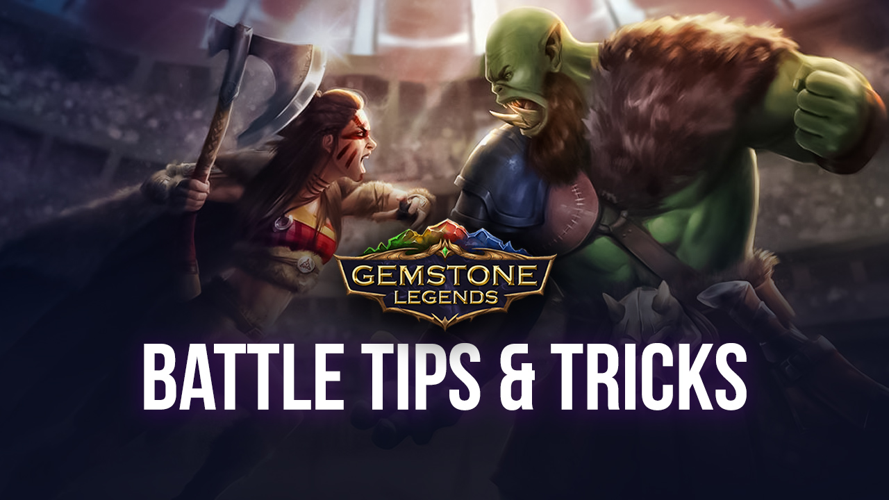 Four Things That Can Help You Win Battles in Gemstone Legends