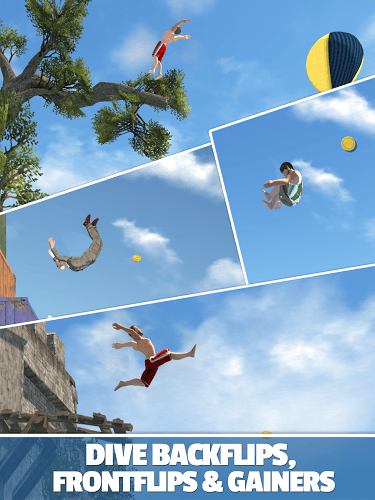 Play Flip Diving on PC 9