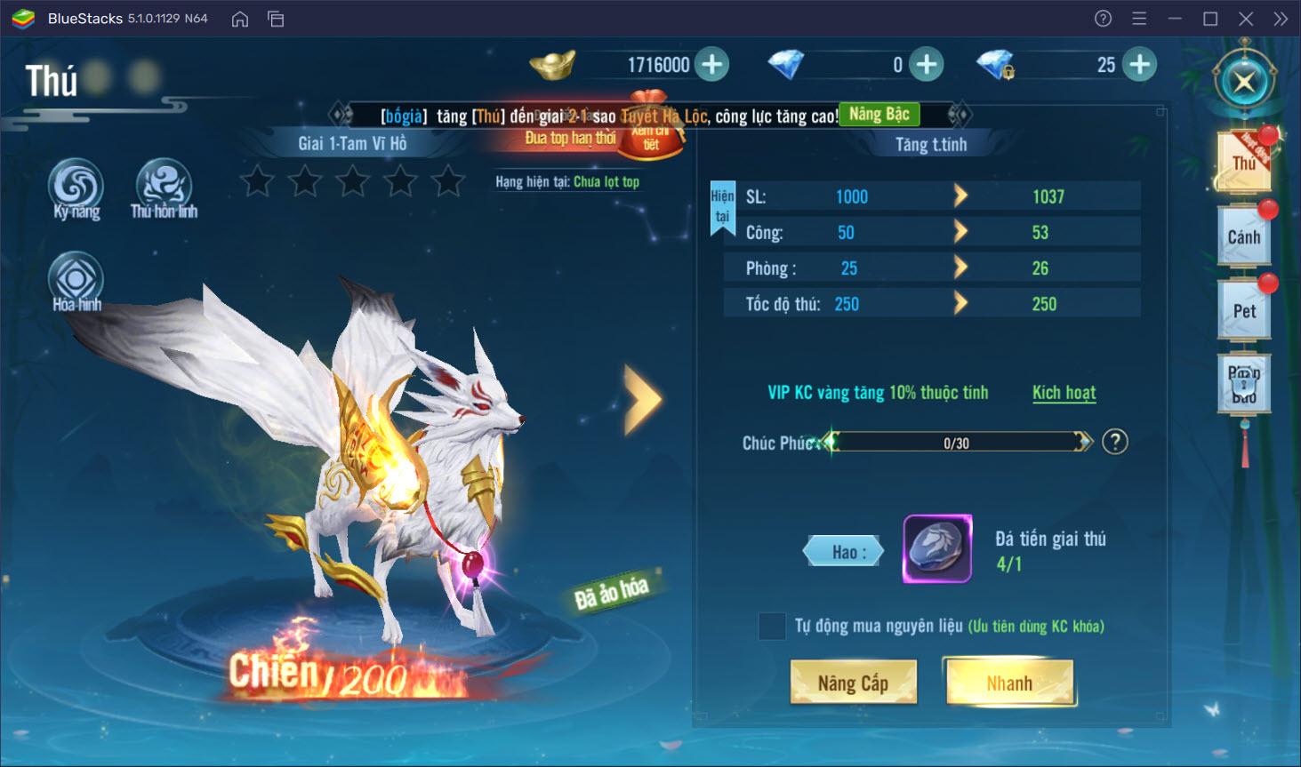 Tham gia thiện ác tranh đấu trong Giang Hồ Ngũ Tuyệt trên PC