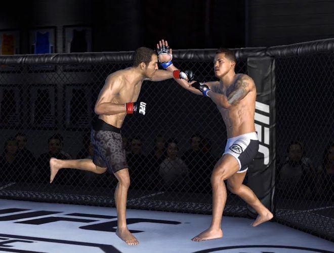 Играй EA Sports UFC on pc 9