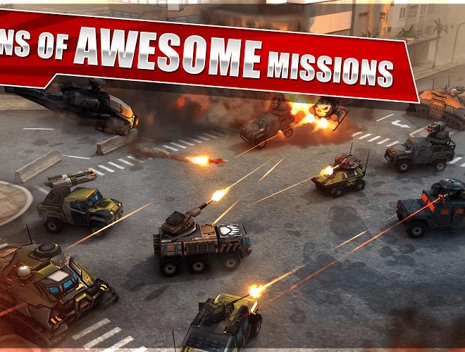 Играй Global Assault На ПК 8