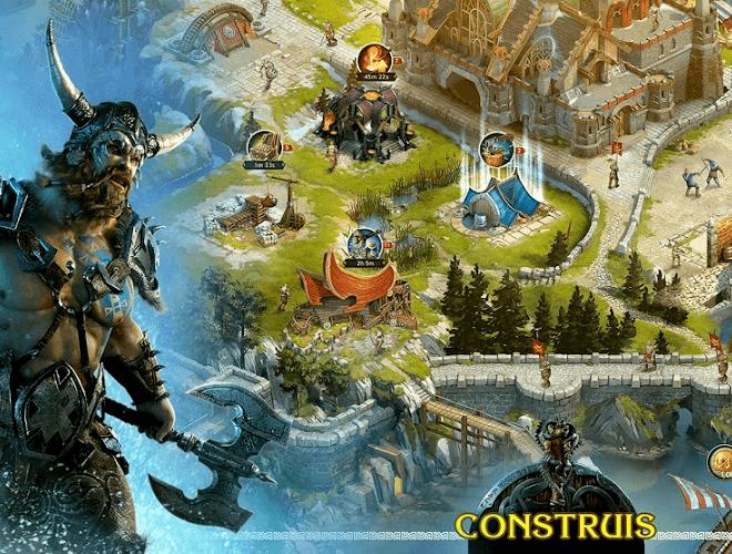 Jouez à  Vikings War of Clans sur PC 3