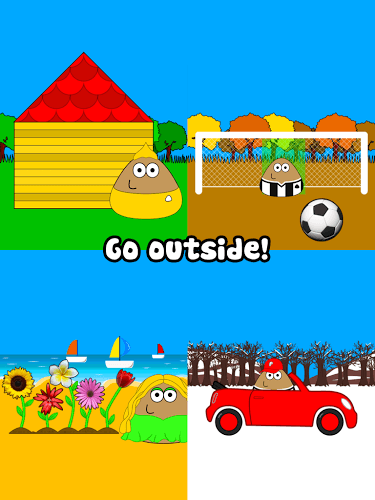 Play Pou on PC 16