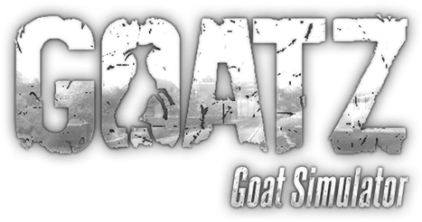 Play Goat Simulator GoatZ on PC