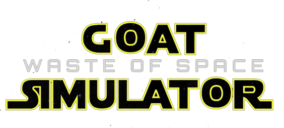 Play Goat Simulator Waste of Space on PC