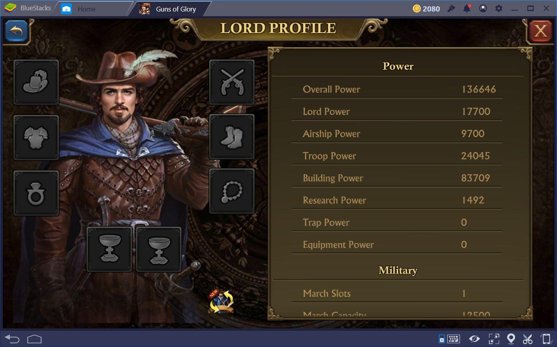 Guns of Glory على الكمبيوتر الشخصي: دليل القتال – الجزء الثاني
