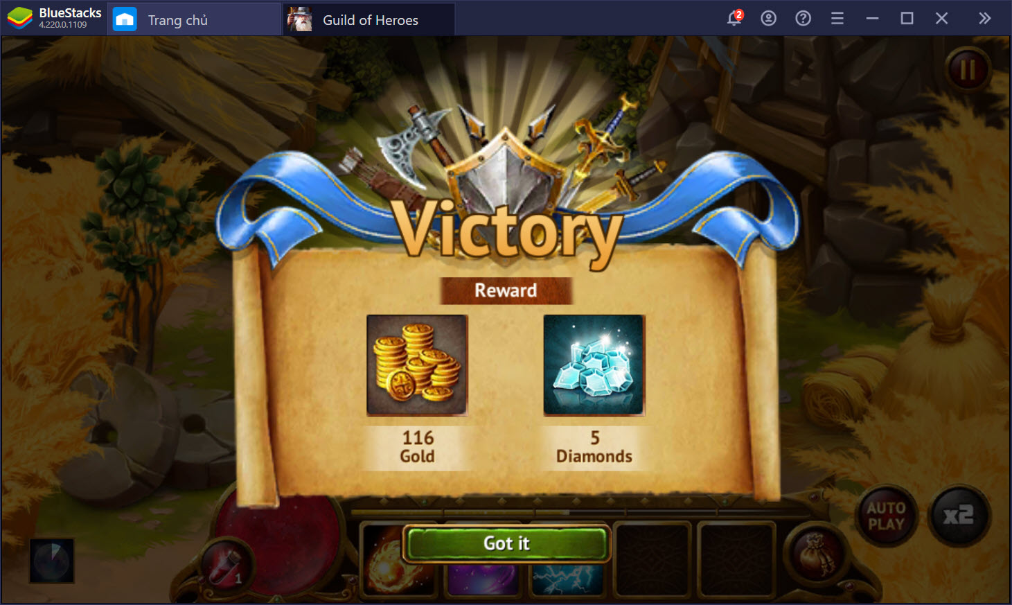 Guild of Heroes: Hướng dẫn cách chơi cơ bản dành cho người mới