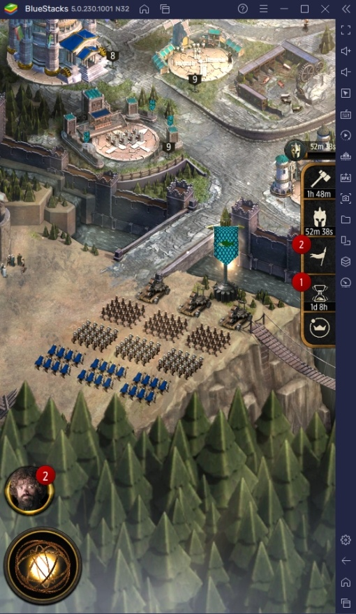 BlueStacks' Beginners Guide to Playing Game of Thrones: Conquest