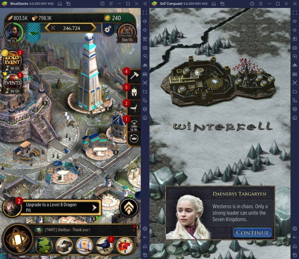 How to Play Game of Thrones: Conquest on PC with BlueStacks