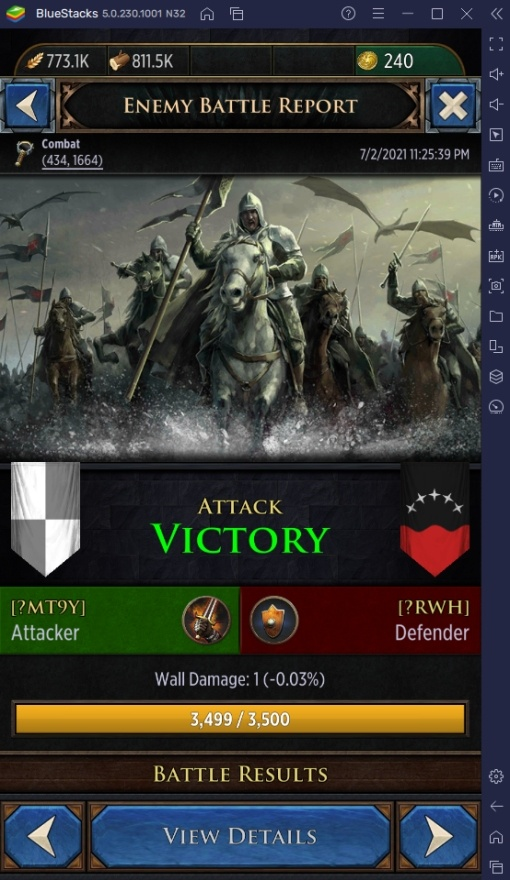BlueStacks' Military Guide for Game of Thrones: Conquest