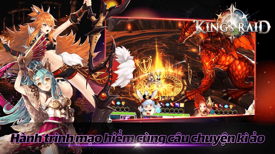 Chơi King's Raid on PC 4