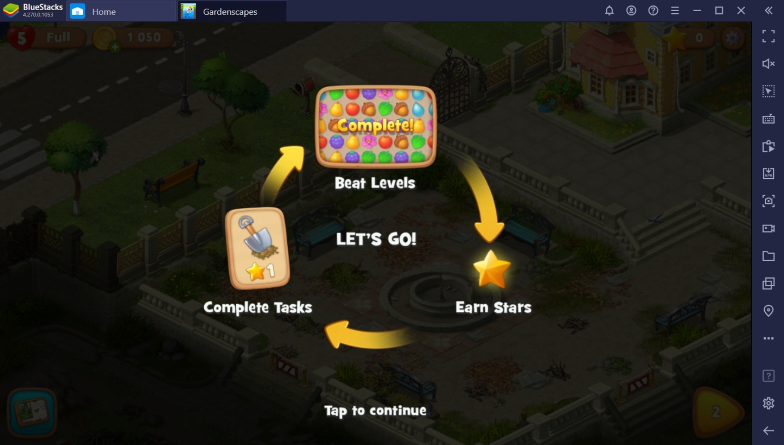 Beginner's Guide to Playing Gardenscapes
