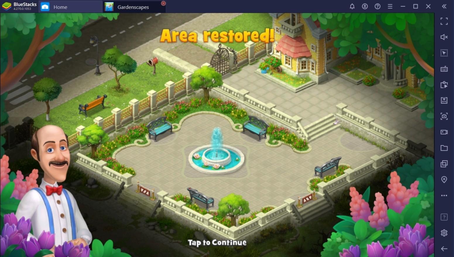نصائح وحيل للعب بشكل أفضل في لعبة Gardenscapes