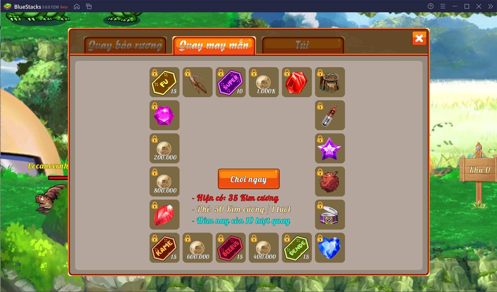 Những thứ quan trọng bạn không nên bỏ qua khi chơi Gọi Rồng Online