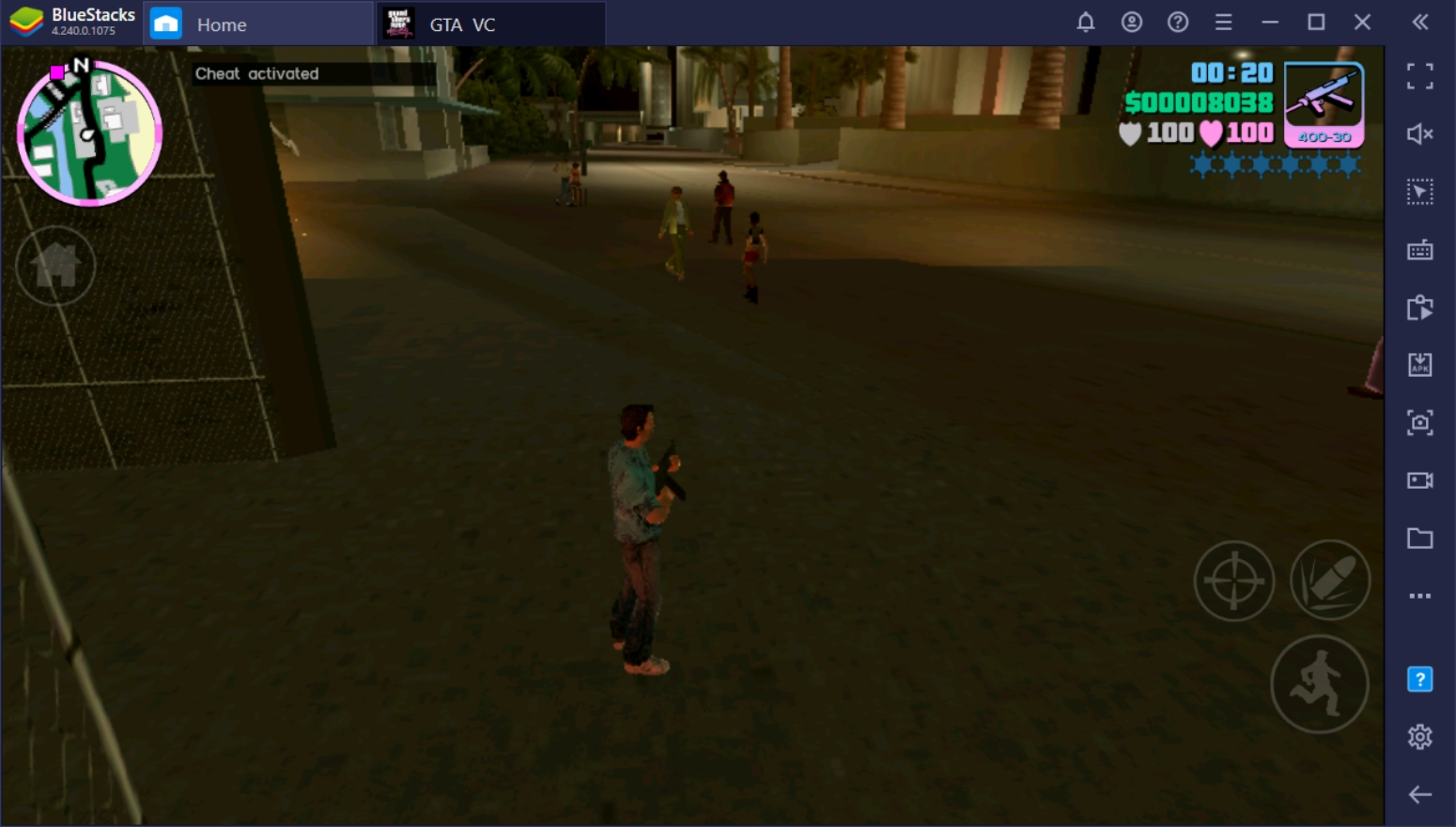 How to Input Cheats in GTA Vice City Mobile