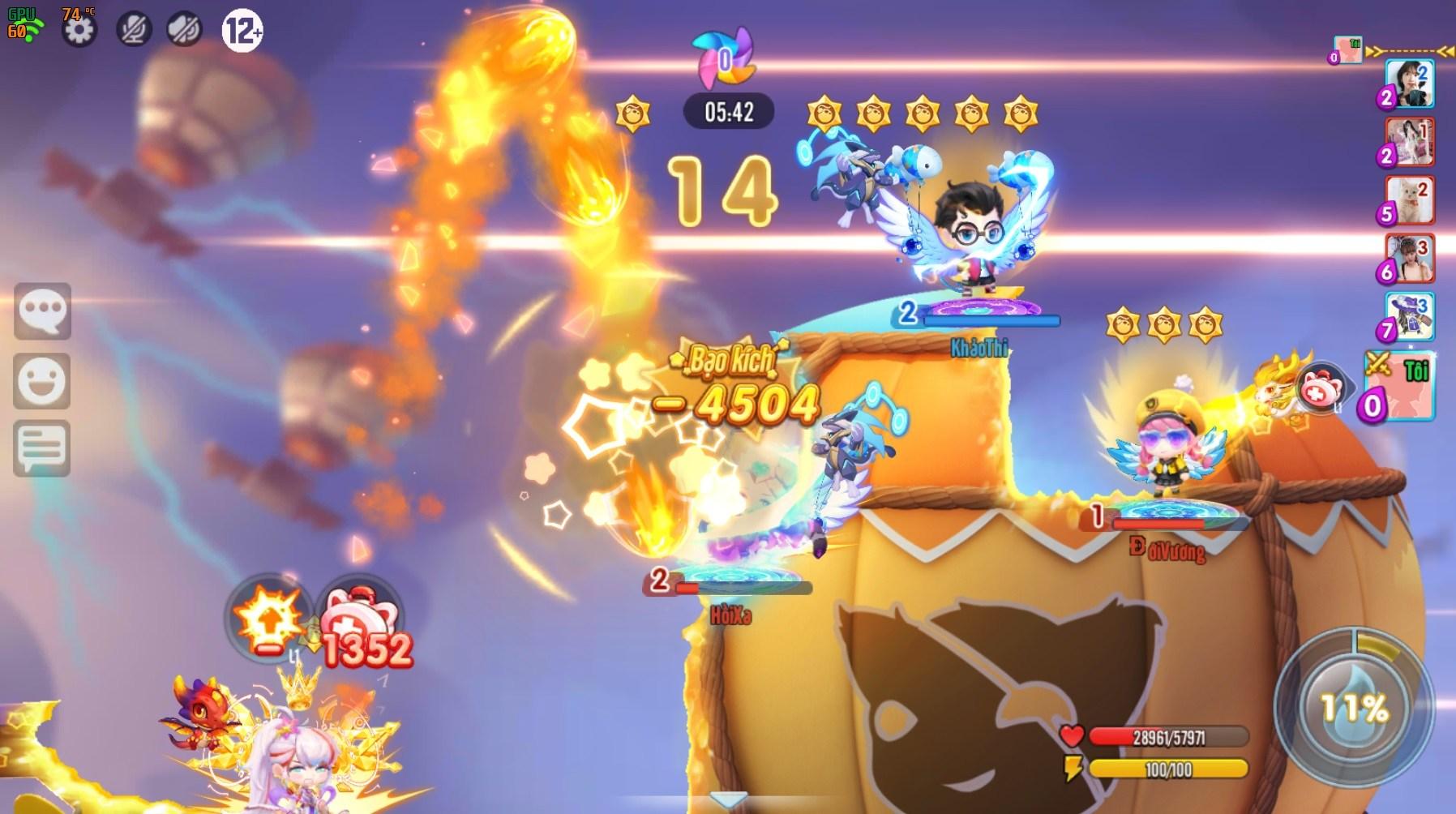 VTC Game phát hành Gun Star, game mobile bắn súng tọa độ pha trộn sinh tồn