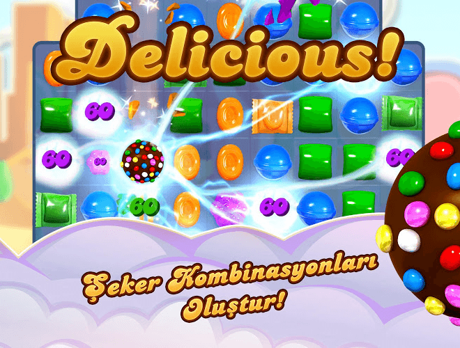 Candy Crush İndirin ve PC'de Oynayın 8