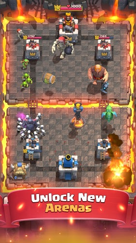 Play Clash Royale on PC 10