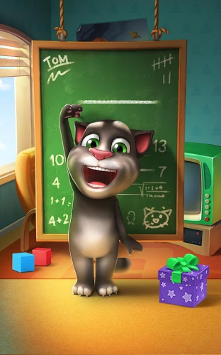 Jogue Talking Tom para PC 12