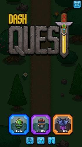 Играй Dash Quest На ПК 8