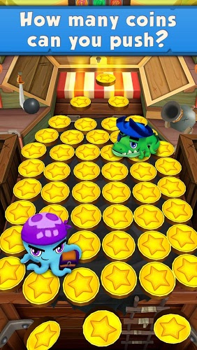 Joue Coin Dozer: Pirates on pc 2