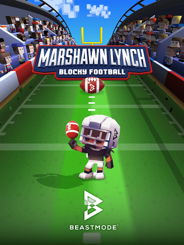 Play Blocky BEASTMODE® Football on PC 9