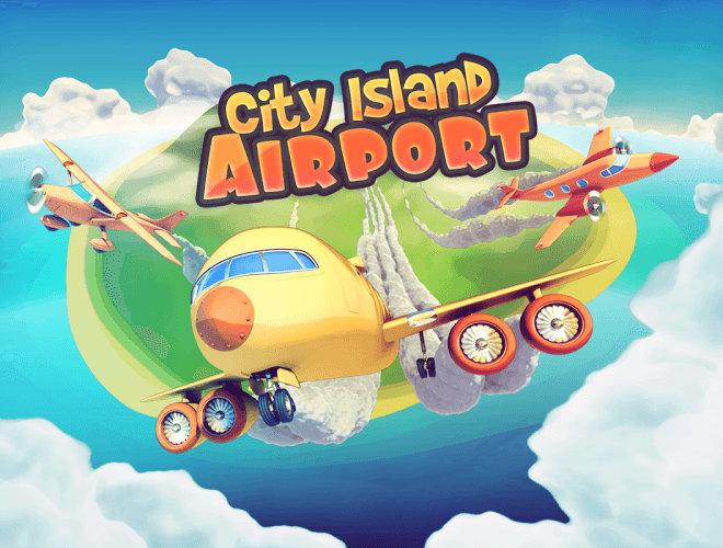เล่น City Island: Airport on pc 8