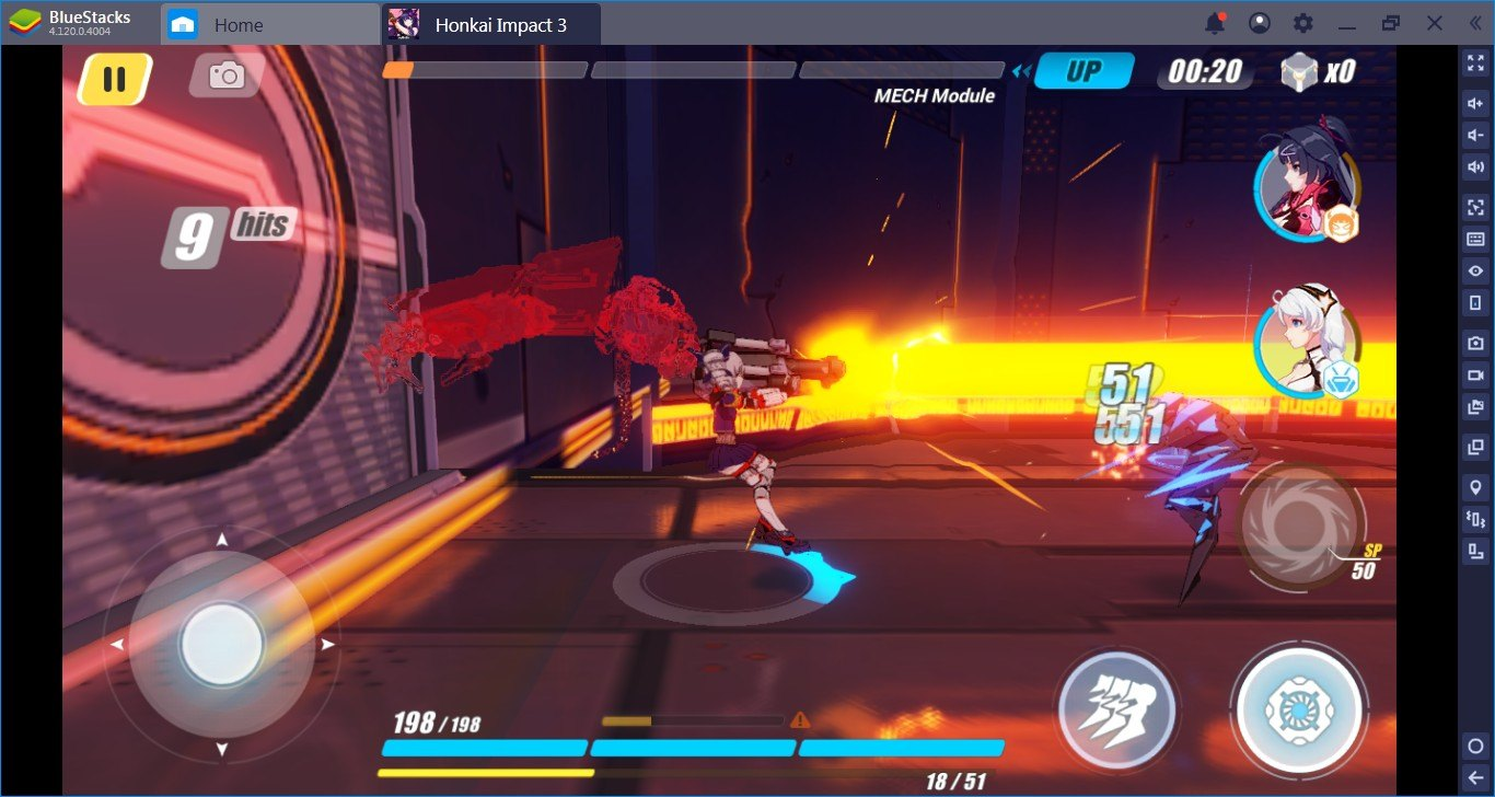 Taktik Bertarung yang Wajib Kamu Ketahui di Honkai Impact 3rd