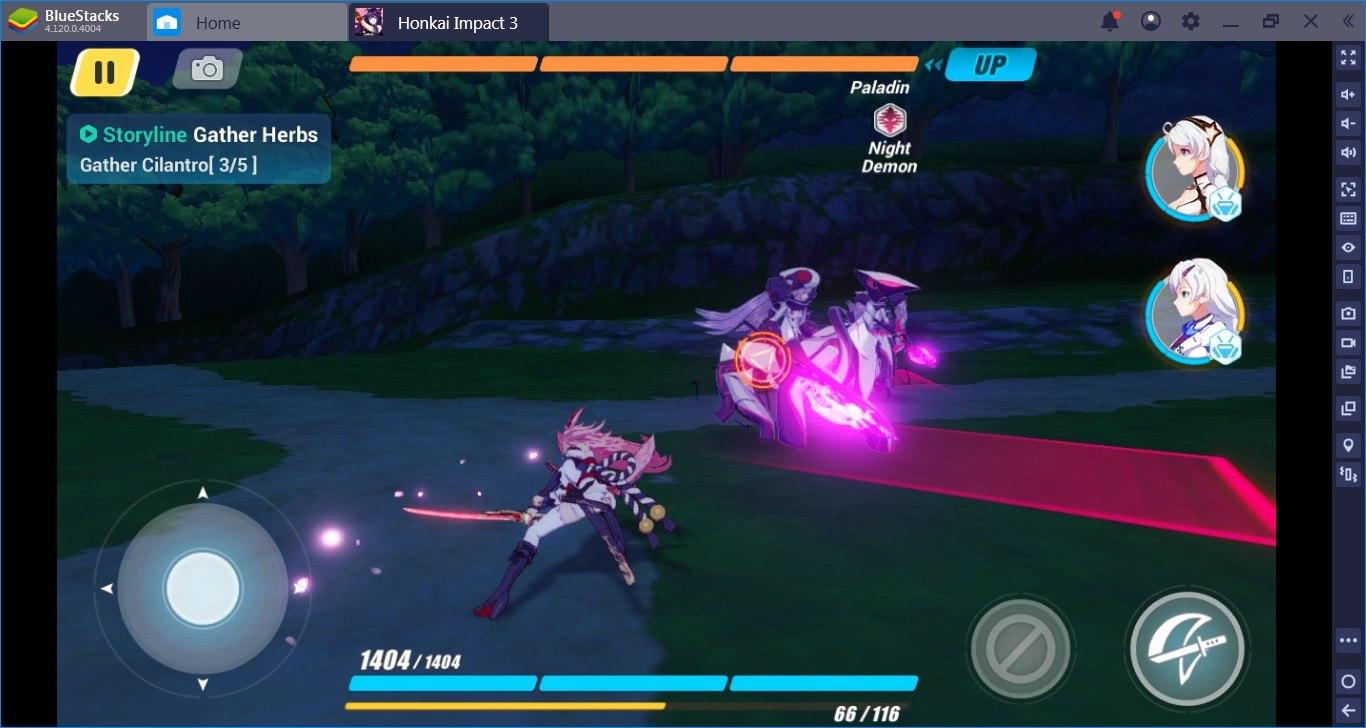 Cara Pemula Naik Level dengan Cepat di Honkai Impact 3rd