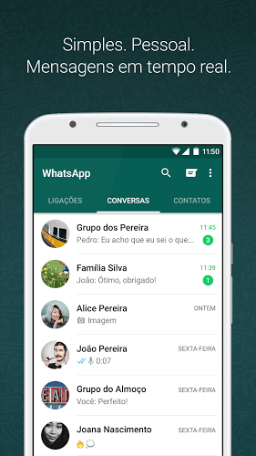 Jogue WhatsApp para PC 2