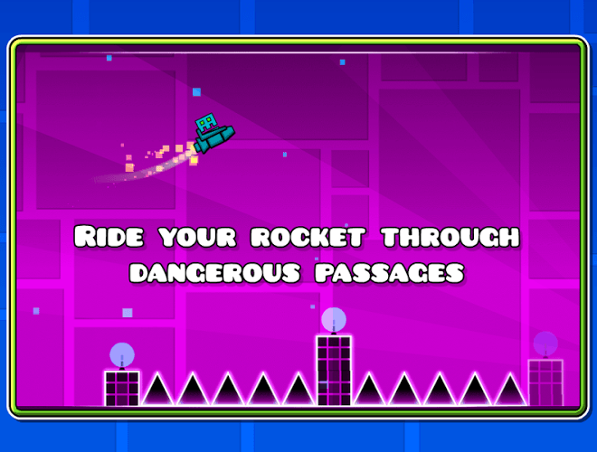Играй Geometry Dash Lite На ПК 12