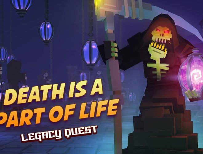 Chơi Legacy Quest on PC 7