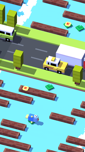 เล่น Crossy Road on PC 7