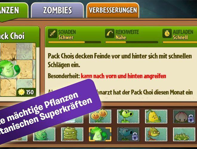 Spielen Plants vs Zombies 2 on PC 16
