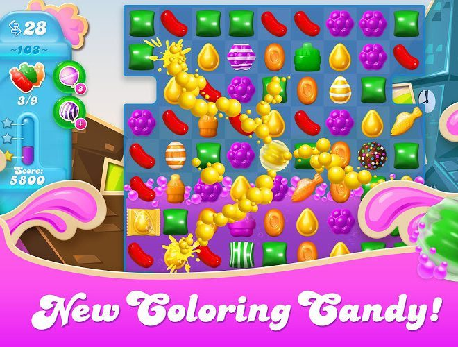 Main Candy Crush Soda Saga on PC 16